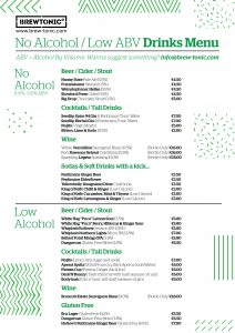 No Alcohol Low ABV Poster Web-01